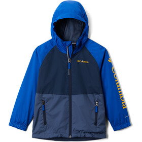 Columbia Dalby Springs Jacket Kids dark mountain